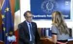 Rai Uno Mattina Talk intervista Prof. Serpelloni